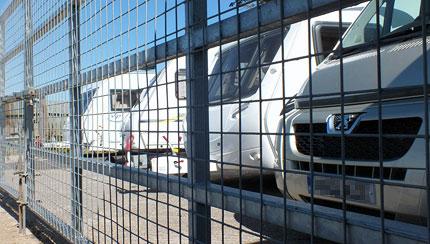 Piran Secure Caravan Storage Services Cornwall