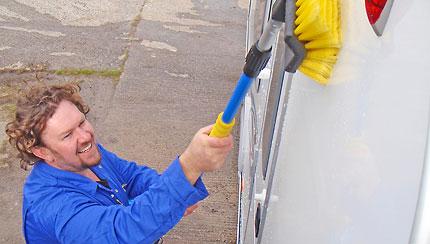 Caravan Valeting Services Cornwall